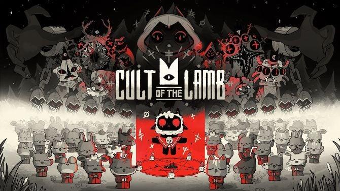 Gamescom 2021 : Cult of the Lamb vous rendra doux comme des agneaux prophétiques