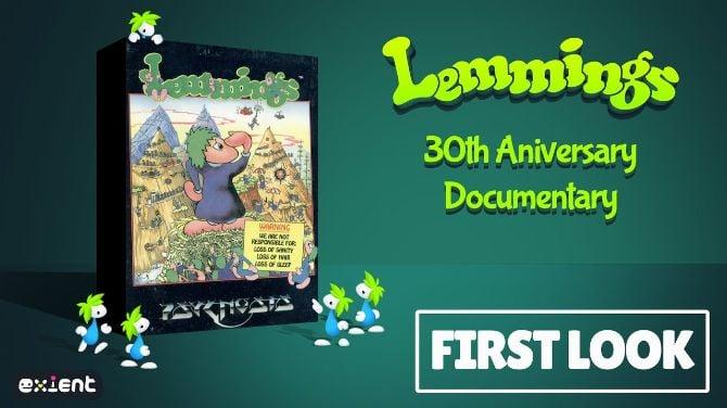 Lemmings : Un documentaire reviendra sur le jeu phénomène de DMA Design (Rockstar North)