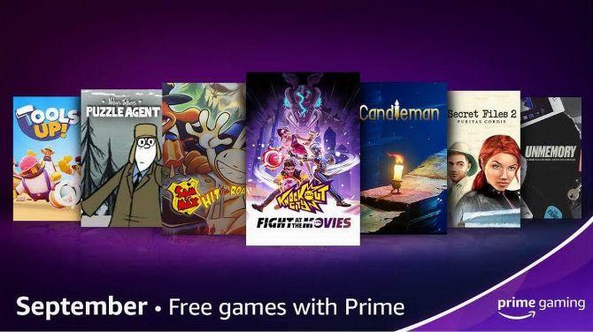 Amazon Prime Gaming : Sam & Max Hit the Road parmi les jeux offerts de septembre 2021