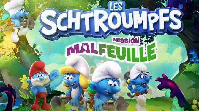 Les Schtroumpfs Mission Malfeuille : Un peu de gameplay qui donne envie de schtroumpfer