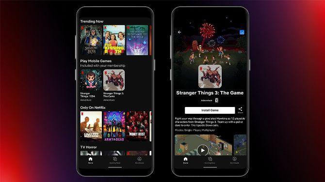 Netflix : Les jeux vidéo débarquent... doucement, les infos
