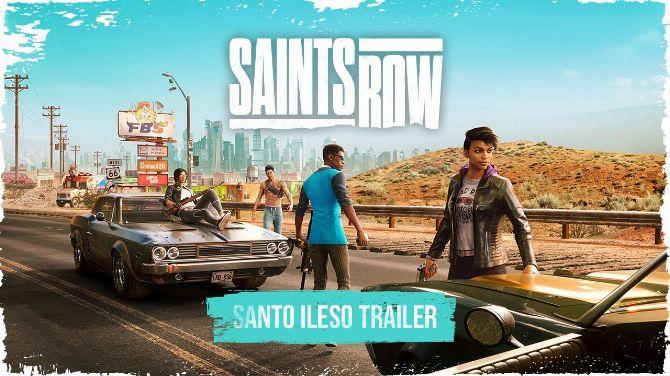 Saints Row : Un peu de gameplay avec une présentation de Santo Ileso