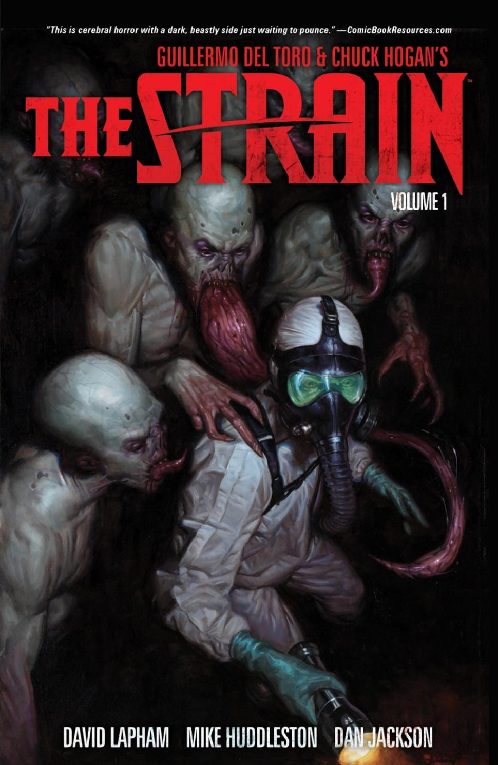The Strain Tome 01 French