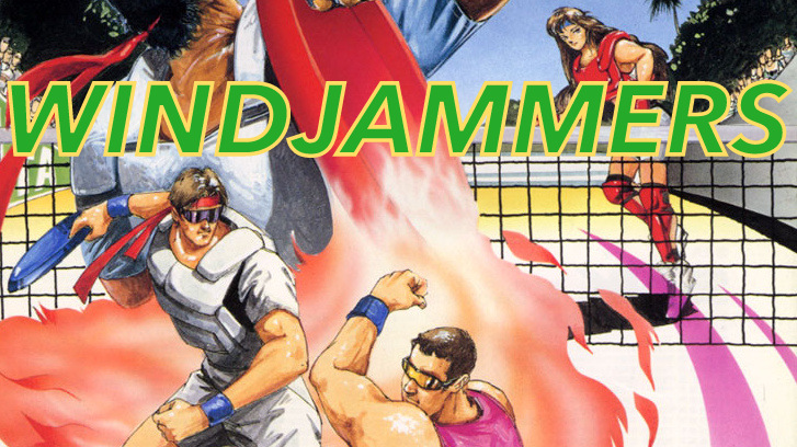 Windjammers Neo Geo : le Pong du bourgeois !