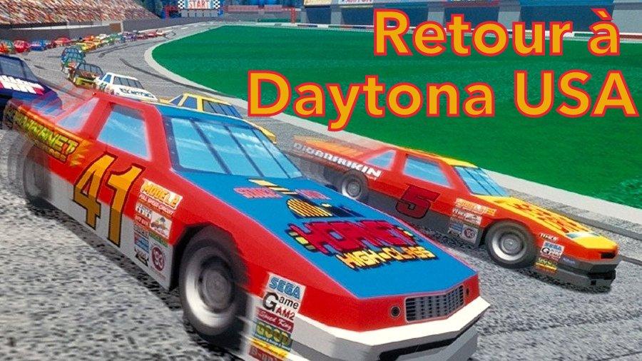 Retour à Daytona USA pour un speedtest sur le speedway !
