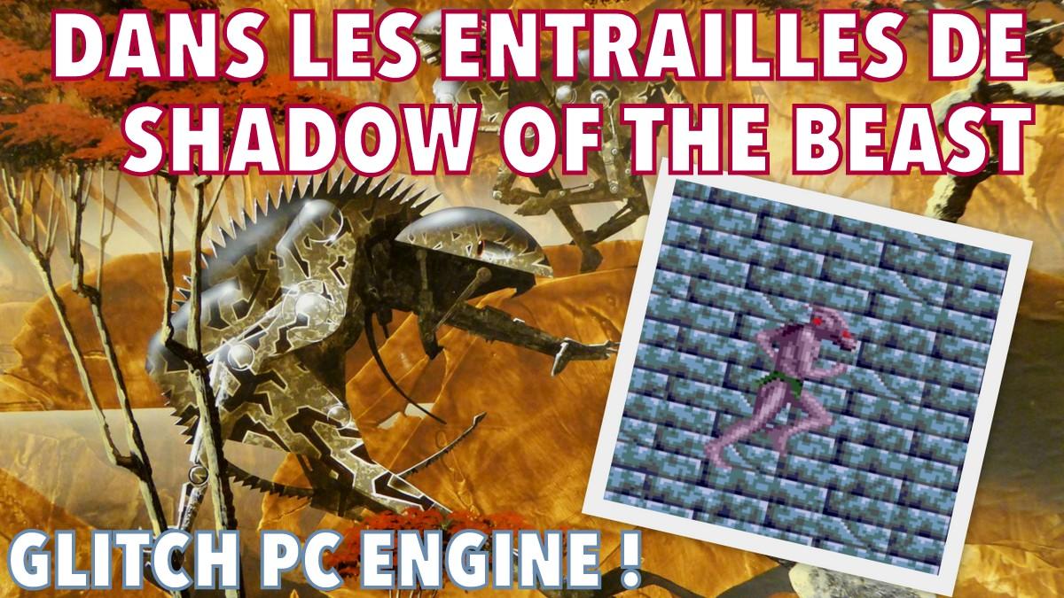Dans les entrailles de Shadow of The Beast PC Engine !