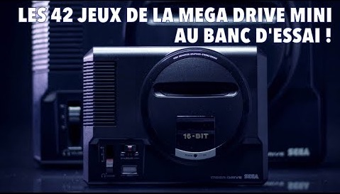 Les 42 jeux de la Sega Mega Drive Mini au banc d'essai !