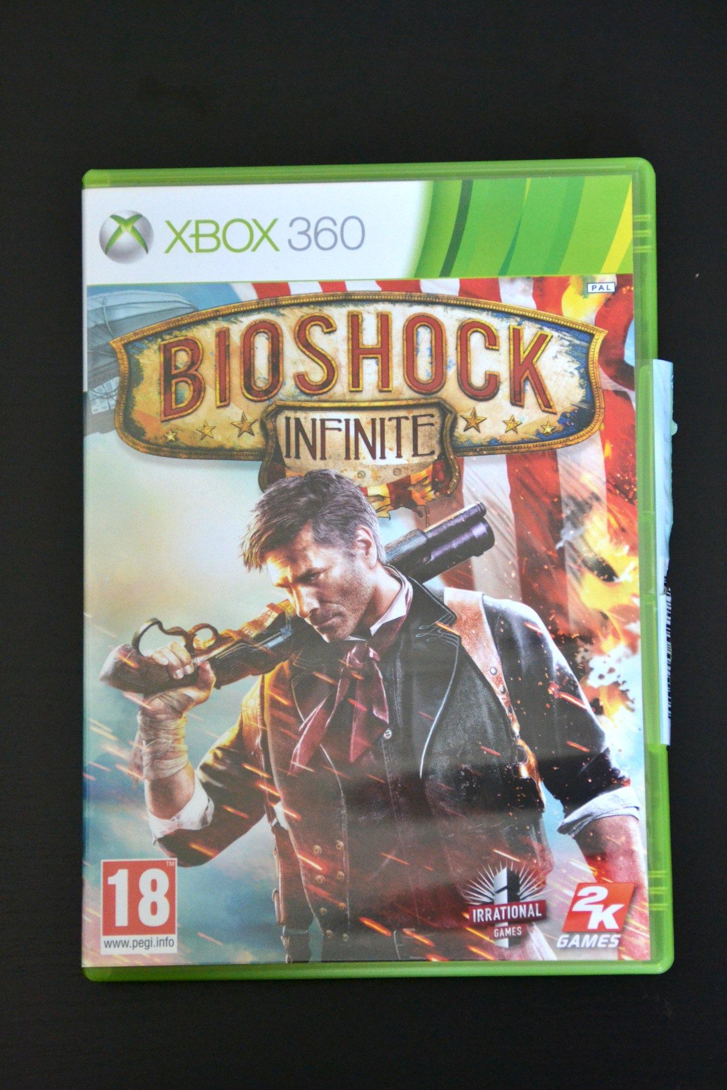 achats de la semaine #8 : Soul Sacrifice (bonus inside)+Bioshock