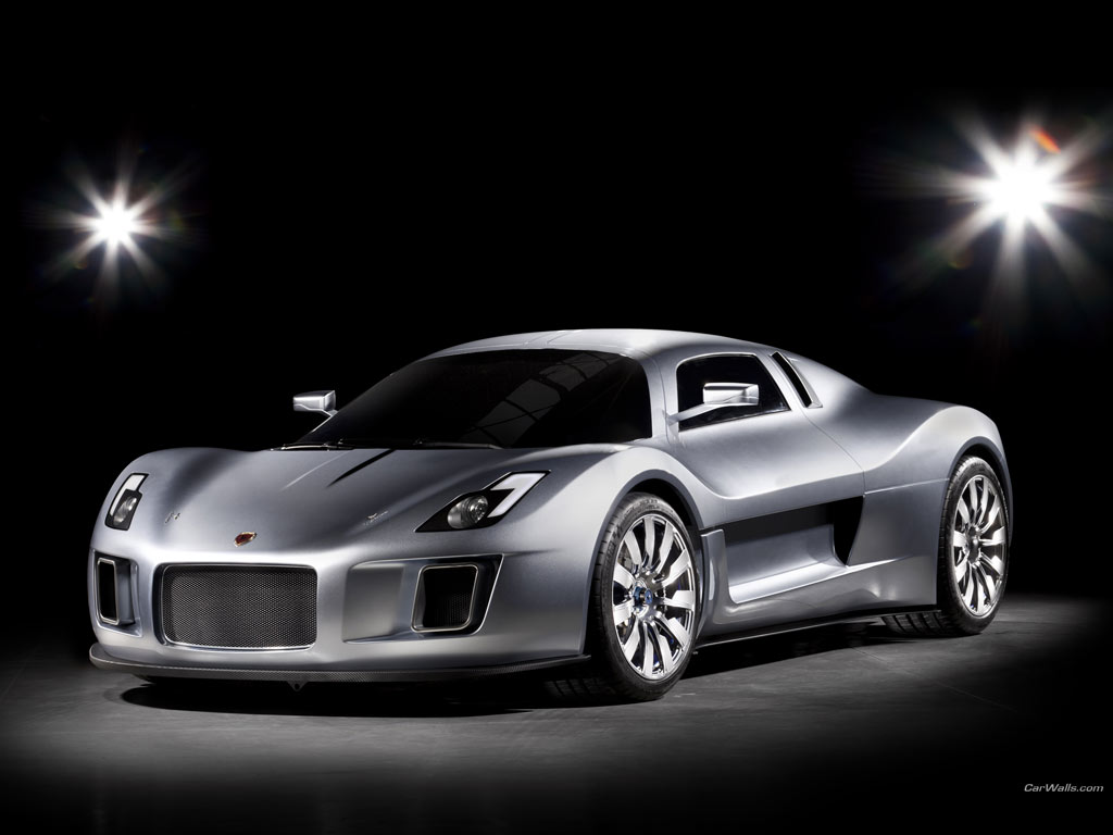 Gumpert Tournante, concept car