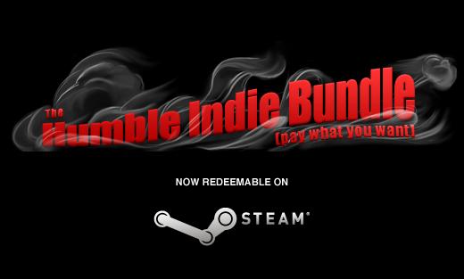 [Piece of Geek] Humble Monthly : Ou comment économiser en achetant des jeux.