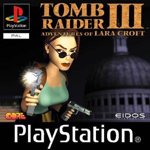Tomb Raider 3 psone