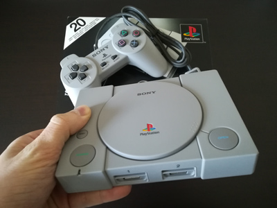 console retrogaming playstation