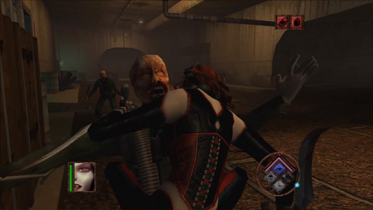 bloodrayne gameplay
