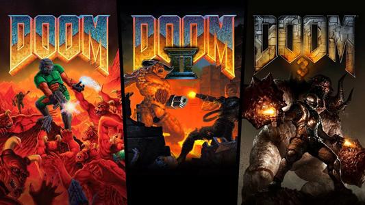 Doom Doom 2 Ps4