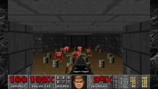 Remaster Doom PS4