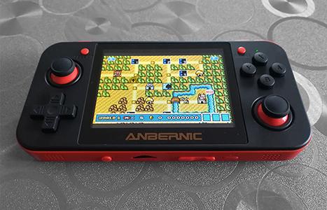 Anbernic RG350 Test