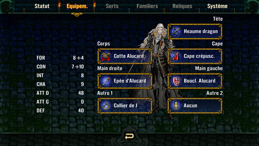Castlevania Android Test