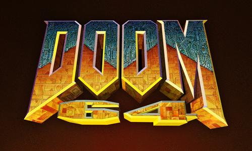 Doom 64 remaster test