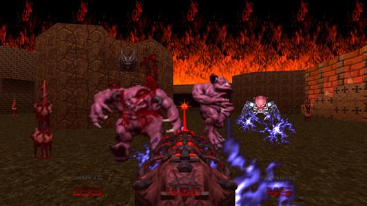 Doom 64 remake