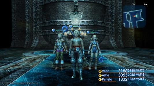 Final Fantasy 12 Zodiac Age Donjon