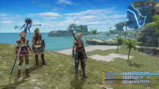 Final Fantasy 12 Zodiac Age Test