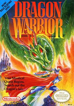 Dragon Quest box