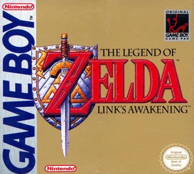 Link's Awakening Zelda