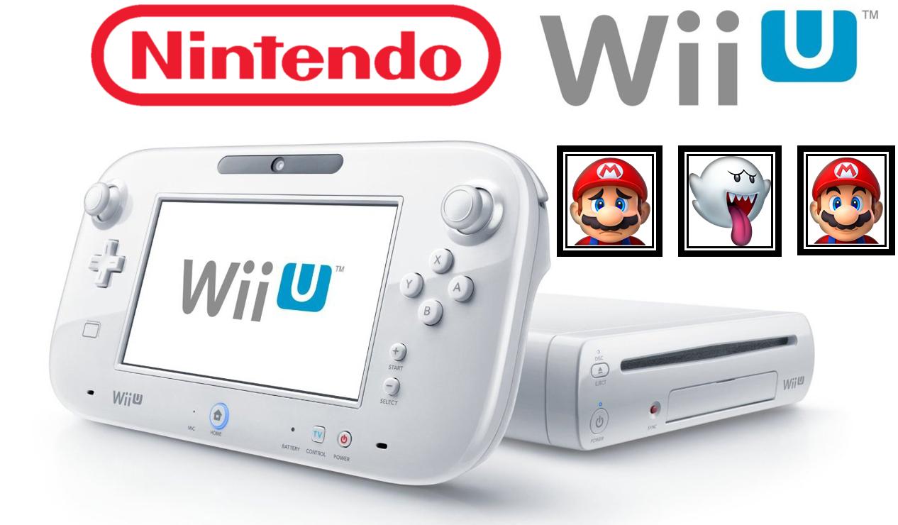 Nintendo wii u l 39 chec d 39 hier le boulet d 39 aujourd 39 hui - Comment connecter les manettes wii a la console ...