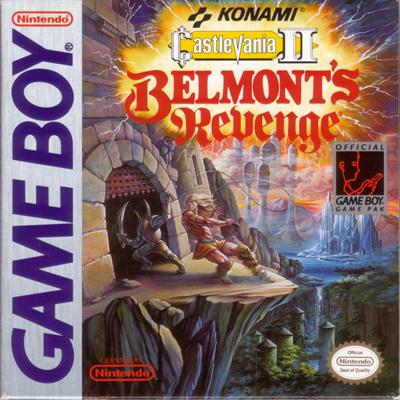 Tout savoir sur Dracula Densetsu II ou Castlevania II : Belmont's Revenge (Game Boy) !