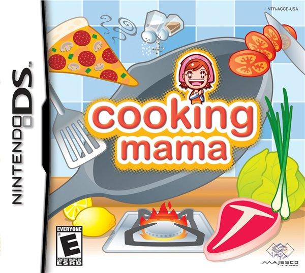 Sexist Gaming 10# : COOKING MAMA