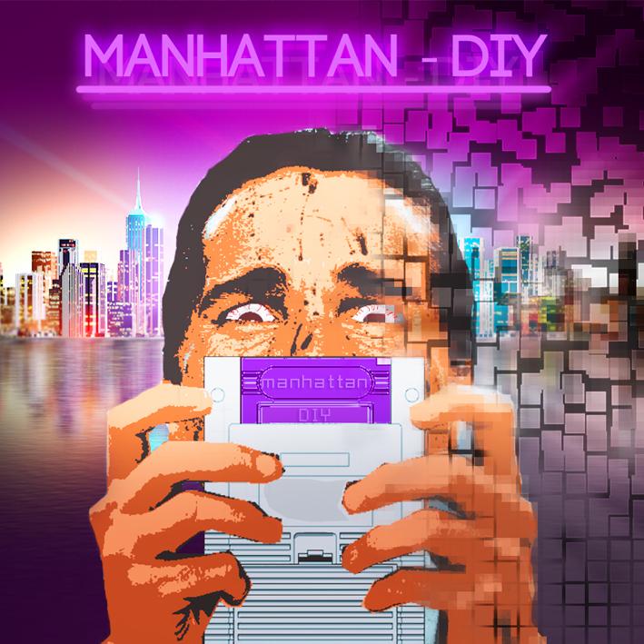 [Geek-DIY] Manhattan-DIY - ∞ - 15 = ∞