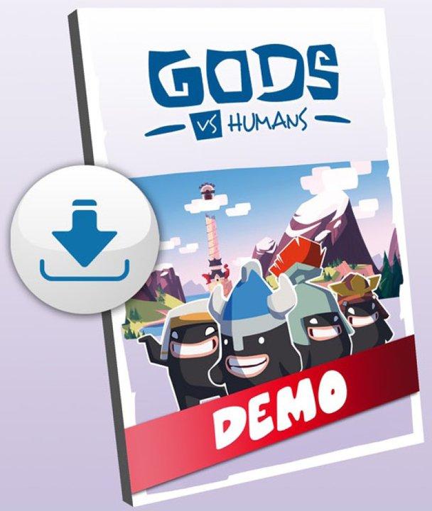 Démo Wii et PC de Gods vs Humans