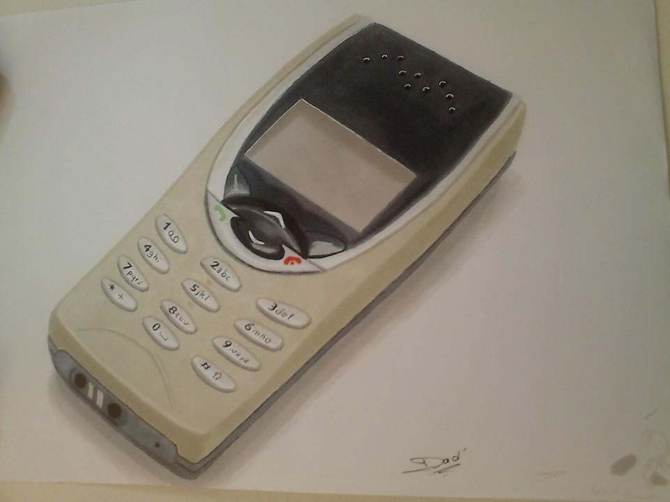 Un téléphone...qui sert à téléphoner