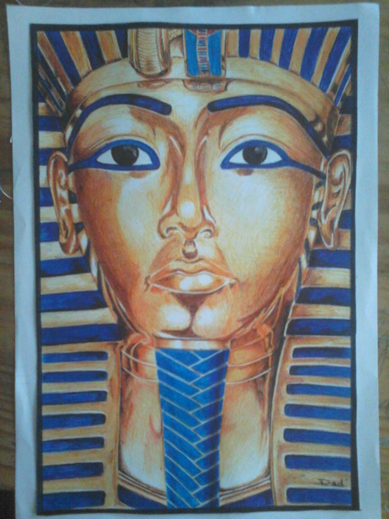 Dans la peau de Pharaon