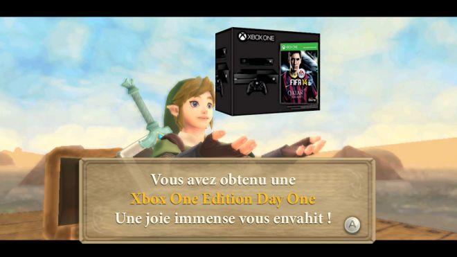 Zelda - Xbox One