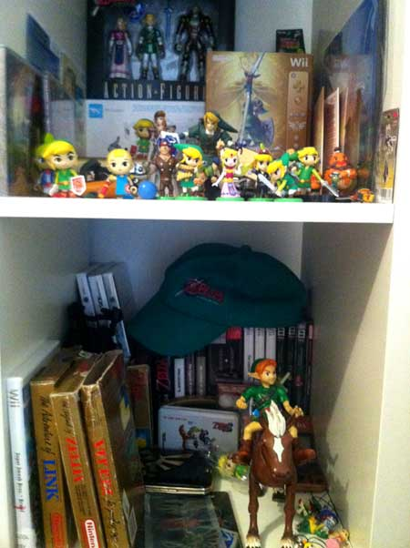 Collection Zelda