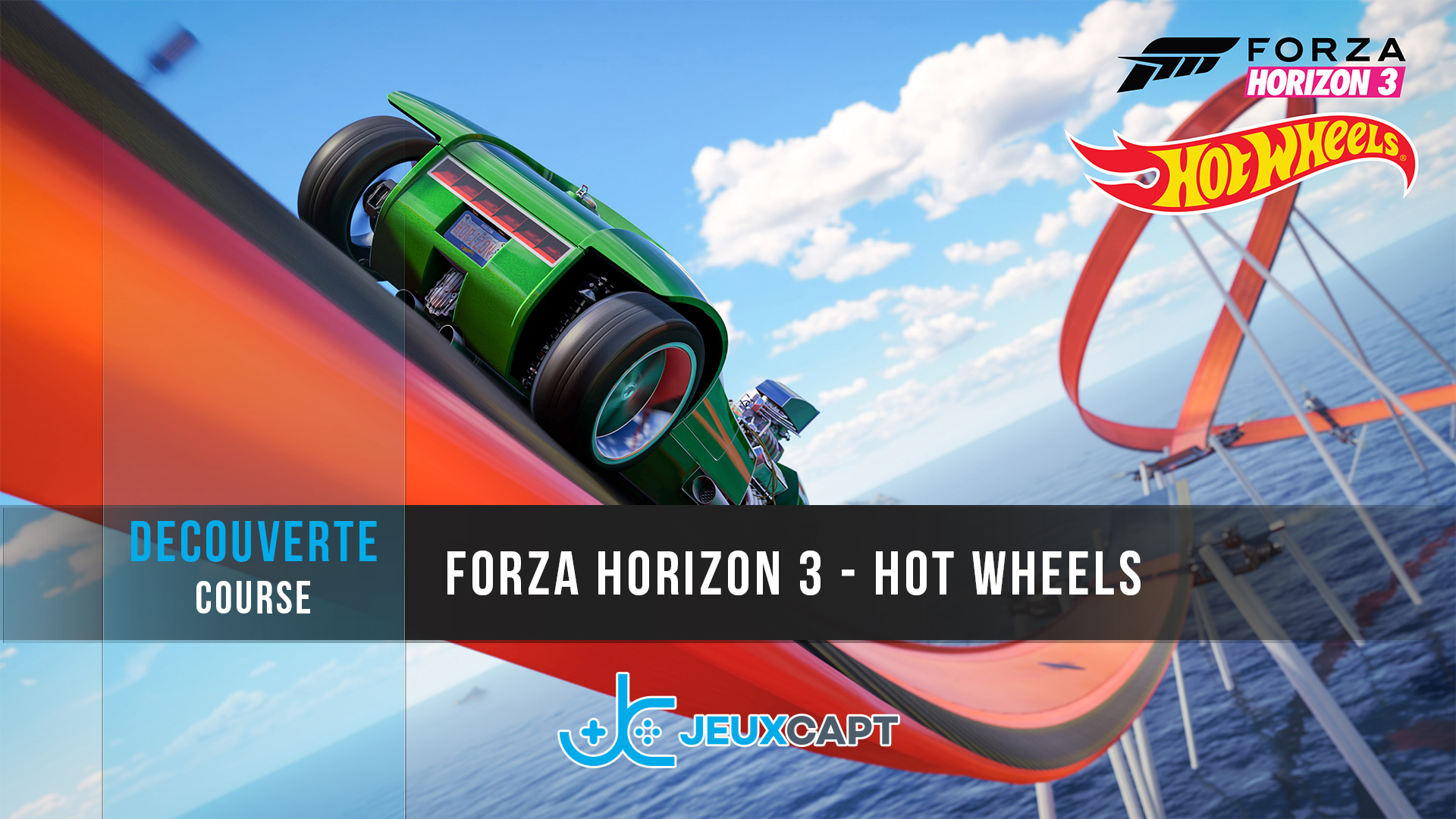 encore plus vite forza horizon 3 hot wheels d couverte koopaskill. Black Bedroom Furniture Sets. Home Design Ideas