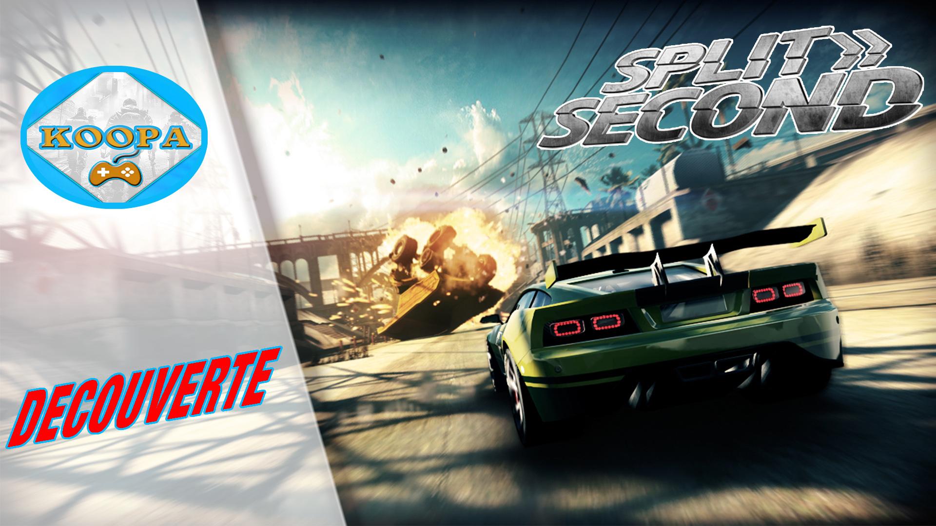 Split Second Velocity - On explose tout !!!