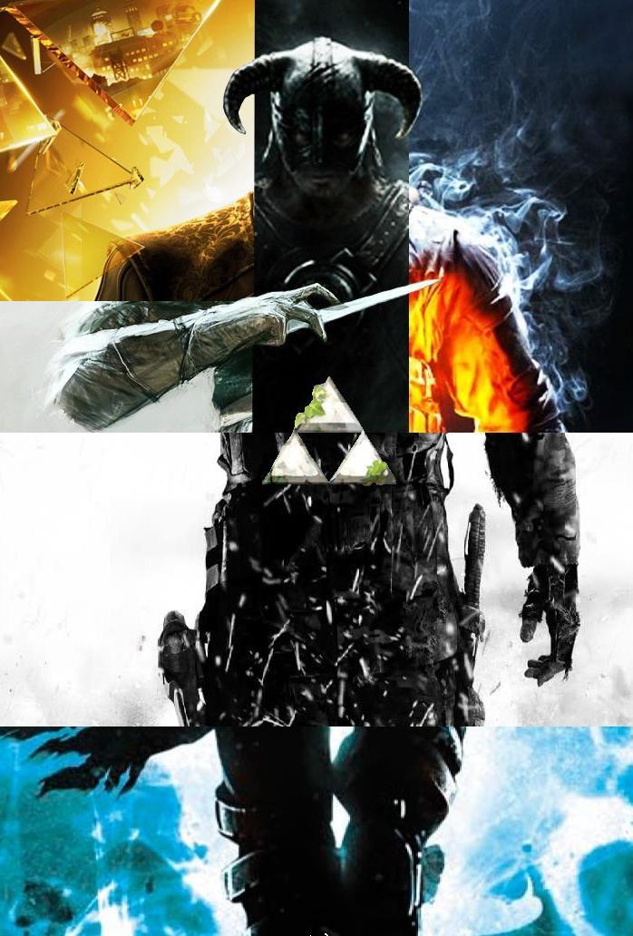 Battlefield Dark Deus Skyrim Ex Creed Warfare Assassin 3