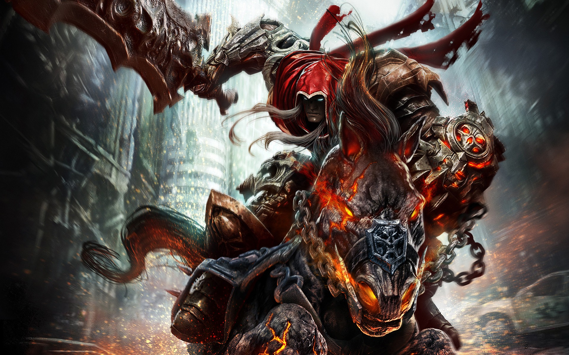 Darksiders premier du nom, bientot en version remaster