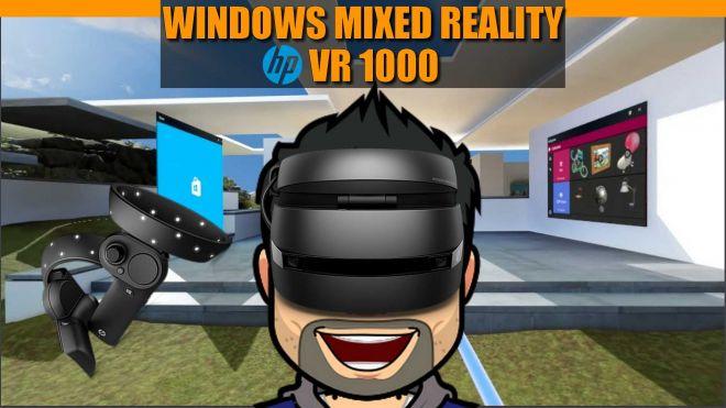 Présentation et impressions sur le casque VR Windows Mixed Reality