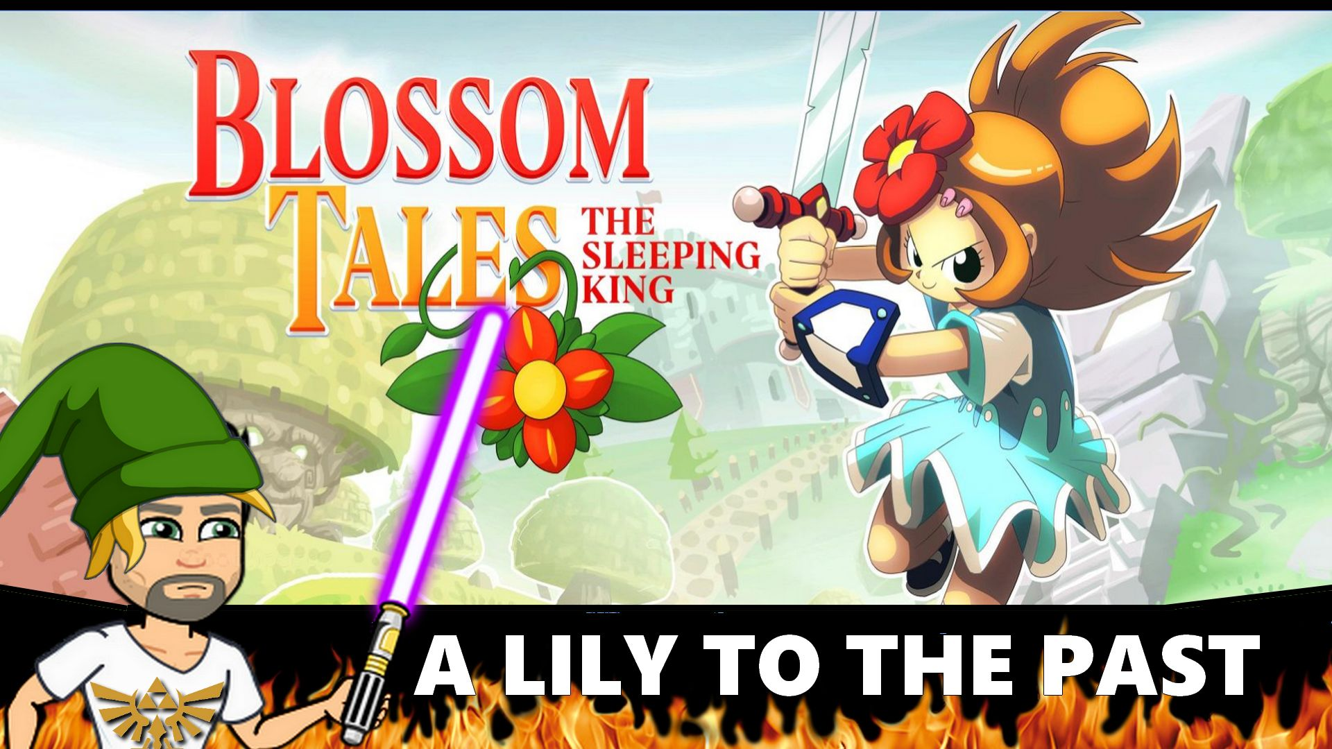 Blossom Tales The Sleeping King, le Test d'un bel hommage à Zelda A Link To The Past