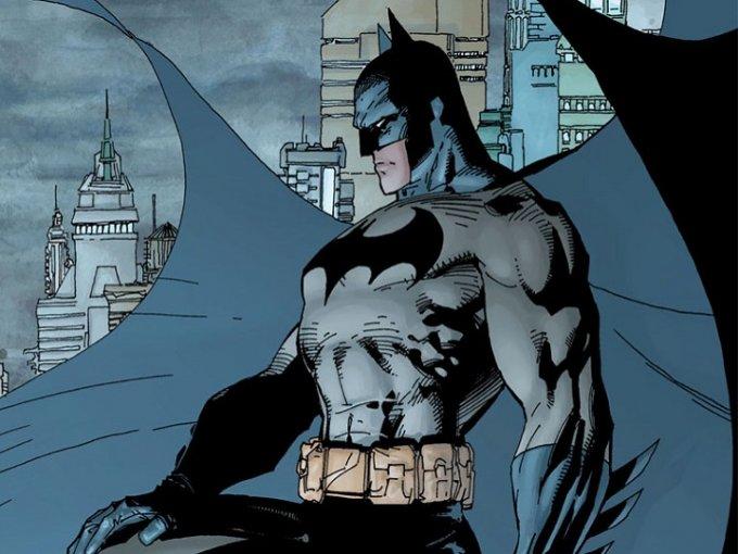 Un comics Batman amateur (sans dessin)