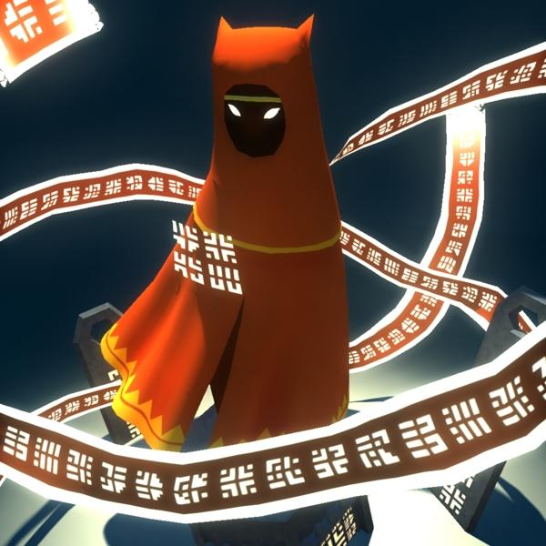 Fanart-Journey-videogame