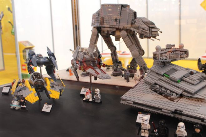 Exposition Lego Star Wars