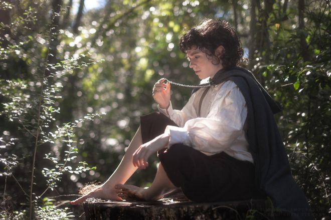 Cosplay Frodo Baggins
