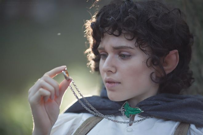 cosplay Frodo The lord of the rings