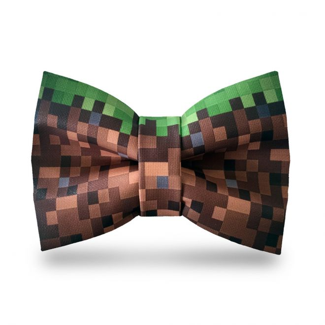 Minecraft bowties