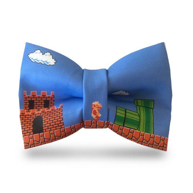 Mario nintendo bowties