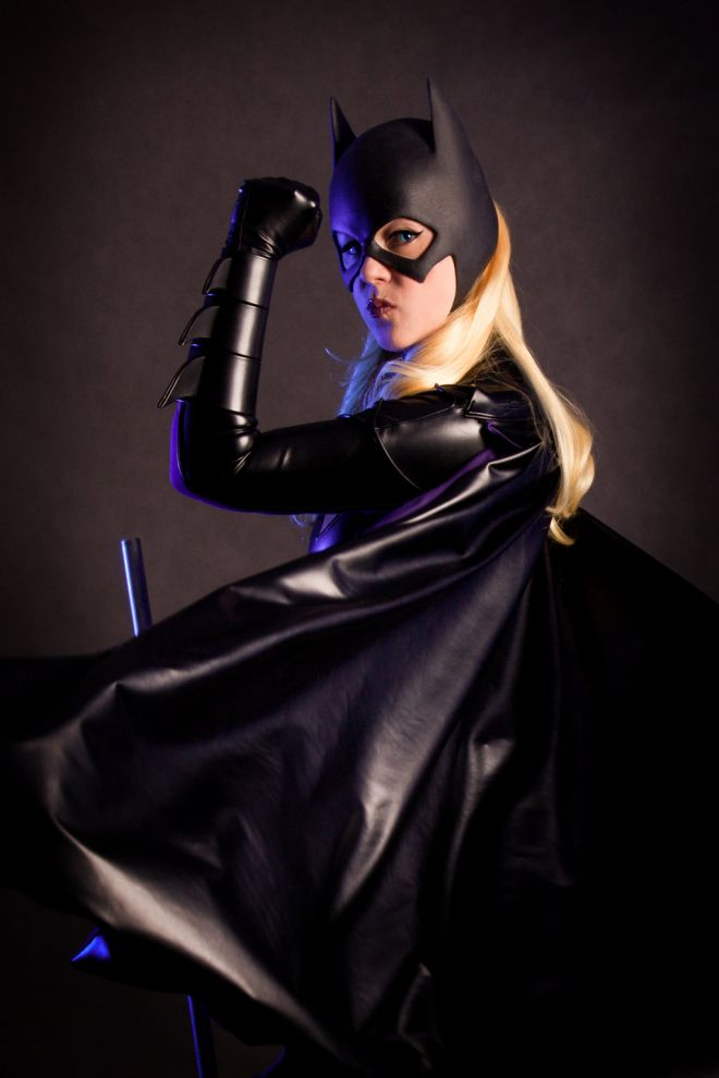 Batgirl cosplay by kairisia